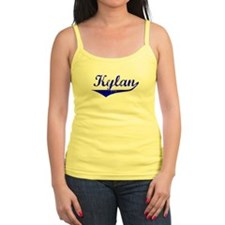 Kylan Vintage (Blue) Tank Top