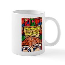 Art Brain Mug
