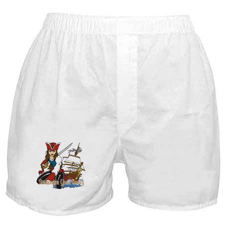 Surrender Your Booty 2 Boxer Shorts