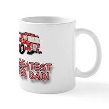 World's Greatest Dad, Firefighter Mug
