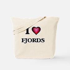 I love Fjords Tote Bag