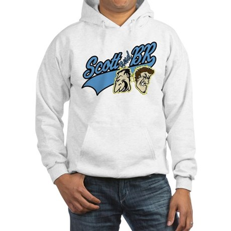 The Scott and BR Show Hooded Sweatshirt