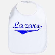 Lazaro Vintage (Blue) Bib