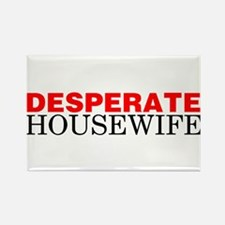 Desperate Housewife Rectangle Magnet