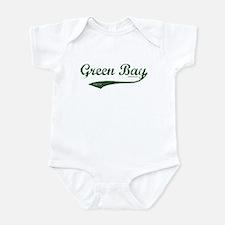 Green Bay Since 1634 Infant Bodysuit