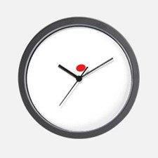 Funny Matthew Wall Clock