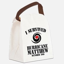 Cute Matthew Canvas Lunch Bag