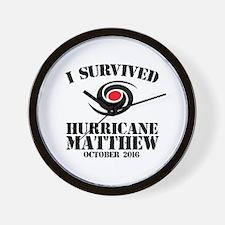 Unique Matthew Wall Clock