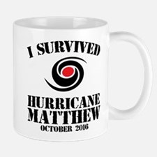 I Survived Hurricane Matthew Mugs