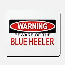 BLUE HEELER Mousepad