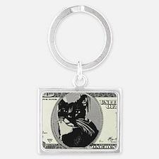 Cash Cat Keychains