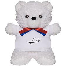 Noe Vintage (Black) Teddy Bear