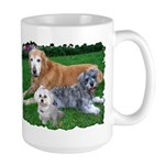 Penny, Tiffy and Hedo Mug