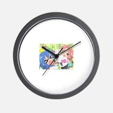 Unique Anime Wall Clock
