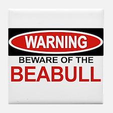 BEABULL Tile Coaster