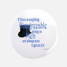 """Disagreeable 3.5"""" Button"""
