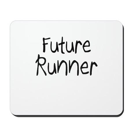 Future Runner Mousepad