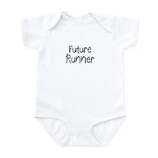 Future Runner Infant Bodysuit