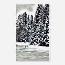 Winter Wonderland Area Rug