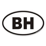 Bh euro oval 10 Pack