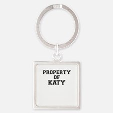Property of KATY Keychains