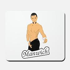 Manwich Mousepad