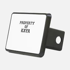 Property of KAYA Hitch Cover