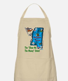 MS-Money! BBQ Apron