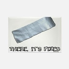 Duck Tape Rectangle Magnet (10 pack)