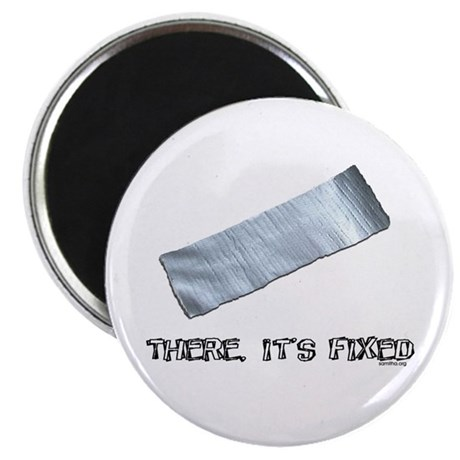 "Duck Tape 2.25"" Magnet (10 pack)"