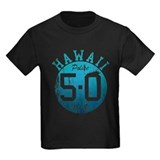 Hawaii Kids T-shirts (Dark)