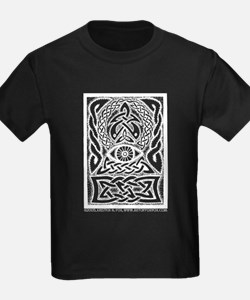Celtic All Seeing Eye T