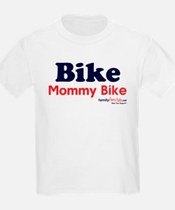 Bike Mommy Bike T-Shirt