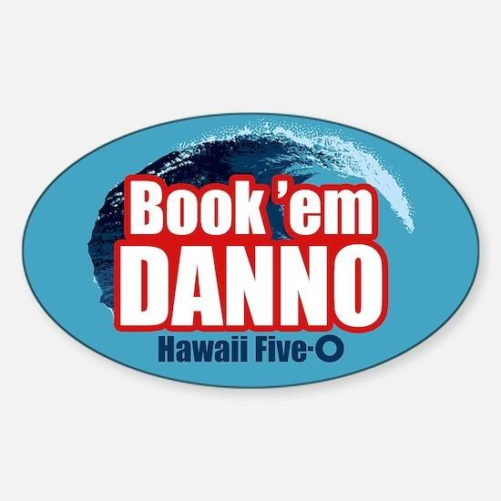 H5O Book Em Danno Decal
