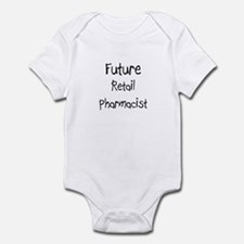Future Retail Pharmacist Infant Bodysuit