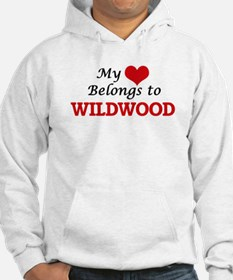 My Heart Belongs to Wildwood New Hoodie