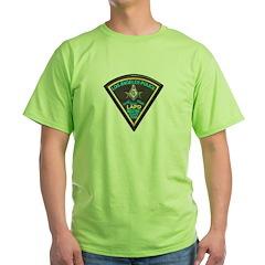L.A. Police Mason Green T-Shirt