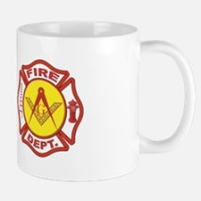 Masonic Fire Department Mug