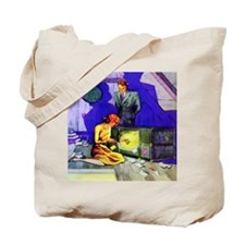 Attic Tote Bag