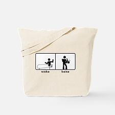 Wake & Bake Tote Bag