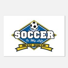 Soccer Is My Life Postcards (Package of 8)