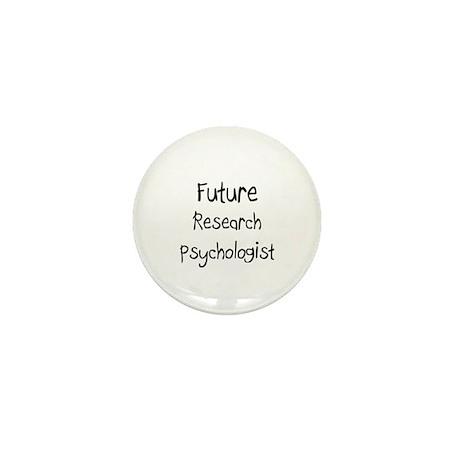 Future Research Psychologist Mini Button (10 pack)
