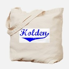 Holden Vintage (Blue) Tote Bag