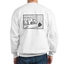 Copyediting emergency sweatshirt