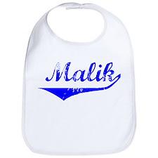 Malik Vintage (Blue) Bib