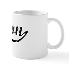 Preston Vintage (Black) Mug