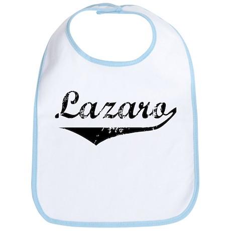 Lazaro Vintage (Black) Bib