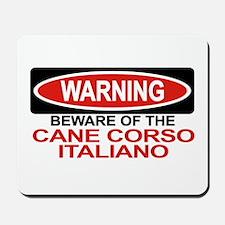 CANE CORSO ITALIANO Mousepad