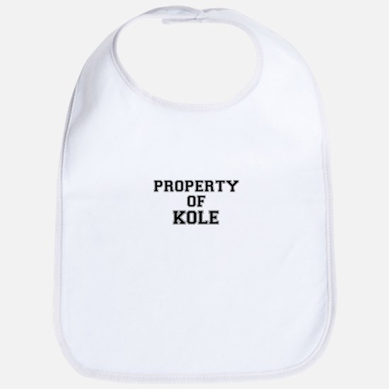 Property of KOLE Bib