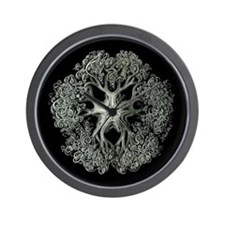 Basket Star Wall Clock